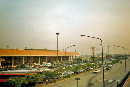 Don Mueang März 1991