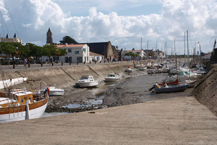 Noirmoutier (Stadt) September 2010