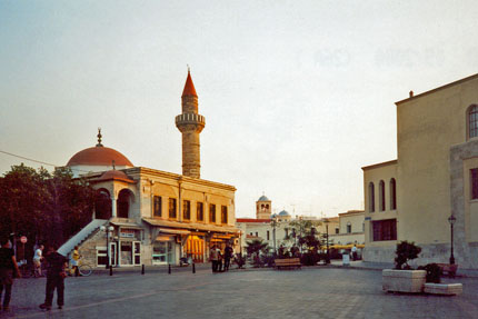 Moschee in Kos Stadt September 2000