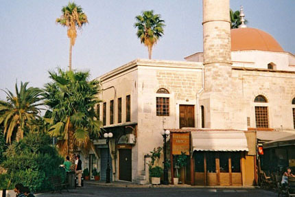 Moschee in Kos Stadt September 2006