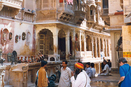 Havelis in Jaisalmer 2000
