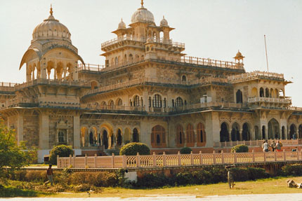 Rambagh Palace 1985