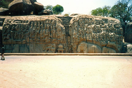 Ganges Relief 1987