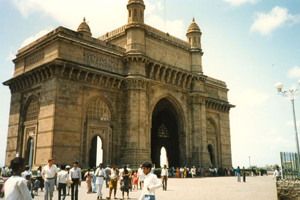 Gateway of India 1987
