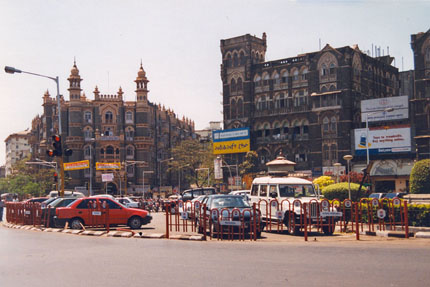 unterwegs in Bombay 2000