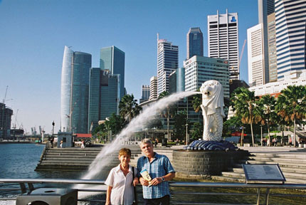 der Merlion 2009