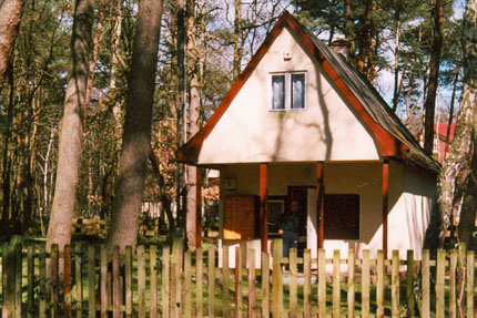 Pobierowo April 2001