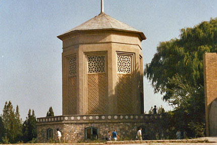 Observatorium des Uluq-Beg in Samarkand September 1987